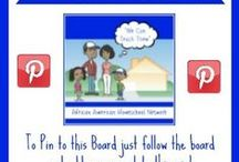 African American Home School Network / The African-American home school movement is growing; however there is a lack of on-line networks. This G+ Community is a prelude to the collaborative effort to create a membership site. Its main function will be to support, encourage, and promote African American Homeschool families. Including curriculum selection and co-op group start up in your local communities. If you would like to pin to this board please follow the board and comment on the cover photo.