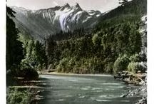 Beautiful British Columbia / by Sharon Farrar