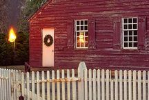 country christmas / by Tracy Zindrick
