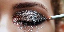 Maquiagem / Dicas e truques de maquiagem, inspirações das passarelas e tutoriais de make-up para seguir, tirar foto e pinar depois!