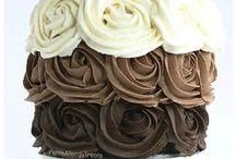 Gluten Free cakes / Gluten free cakes, bars, cupcakes