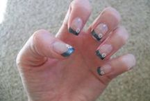 My Nail Art / Playing around with Nail Art Supplies :o)