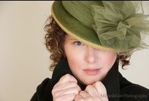 Hats / Antique, vintage and contemporary mens and womens hats.