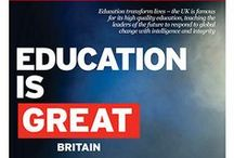 DMU and GREAT Britain / De Montfort University (DMU) is proud to have been chosen as the sole UK higher education sponsor for the GREAT Festivals of Creativity. GREAT is the British Government's flagship global marketing campaign, which aims to showcase the very best of what Britain has to offer. The festivals celebrate the link between creativity and commerce – promoting the areas of knowledge, innovation, creativity and entrepreneurship in which DMU excels.