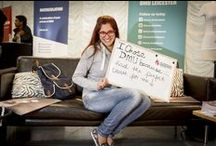 I chose DMU because... / First year students tell us why they chose De Montfort University Leicester at Welcome Weekend 2014.