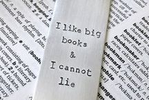 Bookmarks - Boekenlegger