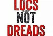 Loc-spiration / Inspiration for loc styles