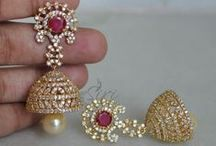 Fashion Jewellery Collection / Latest Fashion Jewelry Collections, Artificial Jewelry, Temple Jewelry, Ethnic Wear, Ear Rings, Bangles, Necklaces, Mangalsutra, Pendant Sets @ Siri Collections Online Store