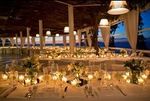 """Wedding at Capri Palace / Capri is one of the most fascinating wedding destinations to celebrate your big day reception and to start your romantic honeymoon.At Capri Palace you can find the perfect """"setting"""" for an unforgettable wedding  banquet and cocktails."""