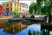 Around Caorle: Portogruaro / The historic centre of Portograuro: #art and #history in the same place.