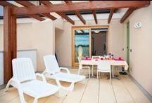 Interior / Our #appartments in Villaggio A Mare are spacious and modern.