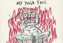Yoga Funnies by Sport & Spinal Rehab