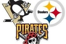 #BurghProud / #PittsburghSteelers  #PittsburghPirates #PittsburghPenguins  / by Kaitlyn