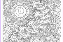 Zetangle  & doodle