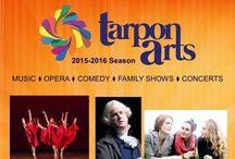 2015-2016 SEASON / Shows at our venues in Tarpon Springs, FL