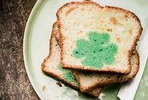 Saint-Patrick / Préparez des recettes uniques pour la Saint-Patrick !