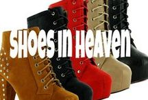 Shoes in heaven / This board is all about different types of ladies shoes available from Amazon, Ebay in fact all over the world.