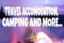TRAVEL ACCOMODATION, CAMPING AND MORE... / Please note that this is an affiliate site, and all other hotels will be shared on this board. ONLY POST TRAVEL RELATED TOPICS THANKS.NO DUPLICATE PINS AS THEY WILL BE REMOVED!!! If you prefer one or a five star that is not important as long as the experience of the destination stays with you long after you have traveled. Post as often as you want to and invite your friends as well. No Limit Pinning. THANK YOU FOR YOUR AWESOME CONTRIBUTIONS