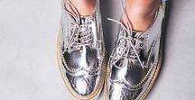 Sapatos-desejo / Sapatos, desde a rasteirinha até o salto alto, para pinar e cobiçar!