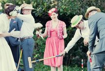 Garden Party Inspiration / Ideas for what to wear at a Garden Party!