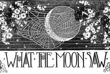 man in the moon, moons, moon light / by kathy burban