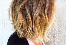 Hair / Hair styles and beauty
