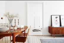 Apartment / Home decor inspiration