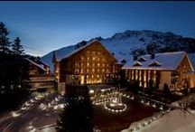 The Chedi Andermatt / Welcome to the ultimate alpine 5-star-deluxe hotel!