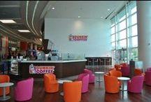 Tiendas / Conoce cómo son por dentro nuestros establecimientos Dunki'n Coffee