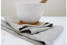 Linen Dishtowels / cloth towels, tea towel, dishtowels