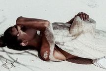 Summer Sunspiration / Inspirational images for summer. Beach, fun, sunshine, holidays, vacations, bikinis, cocktails, tanned skin, freckles, beachy hair, salty skin.