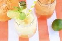 Vegan Smoothies & Shakes / In preparation of the joyful day when I get my Vitamix blender!