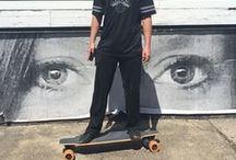 Electric Skate Board / Urban Assault Vehicle