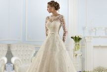 Wedding Dresses & Accessories / Amazing wedding dresses. Trends, details, summer, fall, winter fashions. Stunning wedding dresses for any bride! Also, don't forget the accessories! Open to contributors! Just follow me and comment on one of my recent pin and I will add you!