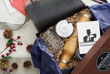 Gifts For Guys / The Premier Choice in Men's Upscale Gift Baskets