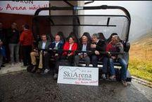 Sesselbahn Oberalp-Calmut / Die neue Sesselbahn am Oberalp entsteht