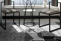 Home Decor: Seating / Our selection of Made in Italy armchairs, stools, chaise longue, dinnig chairs and much more,