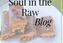 Soul in the Raw Blog / High-raw vegan recipes and meal ideas, education, and lifestyle tips. I blog about health, wellness, and veganism, and promote a high-raw whole food plant-based lifestyle.