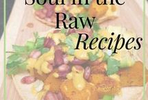 Soul in the Raw Recipes / High-raw vegan recipes that are easy, quick, and really delicious. I blog about health, wellness, and veganism, and promote a high-raw whole food plant-based lifestyle. I emphasize easy and quick recipes for busy people, with lots of delicious meal ideas.