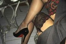 Sexy leegs and high heels