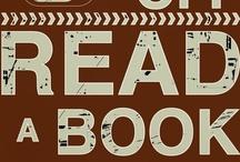Bibliophilia / Books, about books, more books.