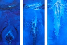 Kind of Blue / Petrol Blue, Cobalt Blue, Sky Blue...