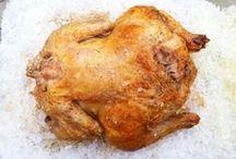 chicken recipes / by Susan Taylor