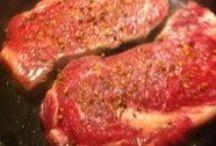 beef recipes / by Susan Taylor