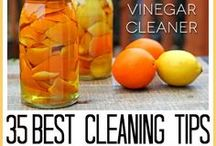 Cleaning Tips / ...trying to make cleaning a little easier. / by THE36THAVENUE.COM
