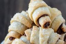 Recipes - BAKED GOODS / ...i love flour a little too much!