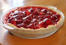 Pies, Pastry, Tarts and Tartes / by Valerie Holstein