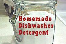 Homemade  / Make it, don't buy it