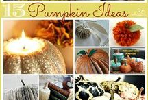 Holidays - THANKSGIVING / Super cute and affordable ideas for Thanksgiving!