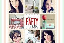 The Party Bunch Favorites / Here are our favorite recipes, crafts and DIY Projects from The Party Bunch Link Up Party. Come and share your creativity with as every Friday starting at midnight MST.